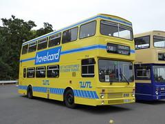 West Midlands PTE 2764 - A764WVP (RL Buses) Tags: bus busrally showbus donington doningtonpark preservedbus metrobus mcw wmpte westmidlands
