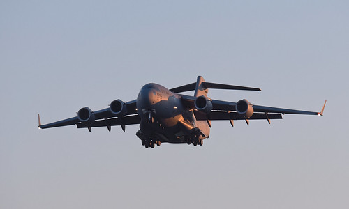 USAF C-17 Globemaster III - 88200
