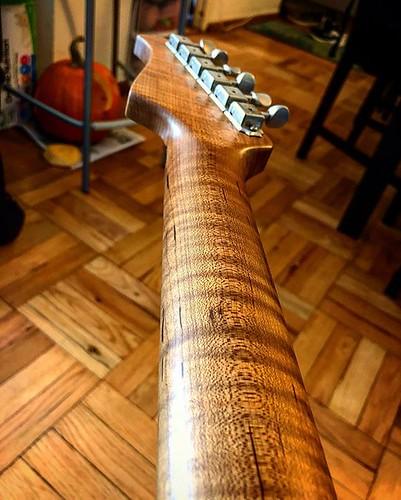 #guitar #flamemaplefriday #getyourneckout