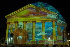 Berlin Festival of Lights 2018 St. Hedwig Kathedrale (rieblinga) Tags: berlin leuchtet festival of lights 2018 lichterfest bebelplatz st hedwig kathedrale 8102018 nachtaufnahme mitte