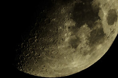 Moon (Fe11xPhoto) Tags: moon telephoto sigma 150600mm teleconverter 2x nikon