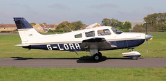Piper PA-28-181 Cherokee Archer III G-LORR Lee on Solent Airfield 2018 (SupaSmokey) Tags: piper pa28181 cherokee archer iii glorr lee solent airfield 2018