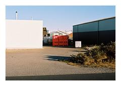 Thyborøn, Denmark, 2018 (csinnbeck) Tags: analog film contax rx 50mm 5014 zeiss kodak portra 160 denmark thyborøn harbour port sea northsea nordsee t planar westcoast west coast north