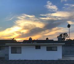 What's hiding behind your clouds ⛅️? #October #colorfulclouds #octobersunset #godsartwork #godsart #sunset #skysnapper #sky #clouds #enjoytheview #nature #naturelovers #torrance #evening #california (Jordon Papanier) Tags: october colorfulclouds octobersunset godsartwork godsart sunset skysnapper sky clouds enjoytheview nature naturelovers torrance evening california