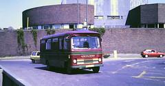 Slide 123-82 (Steve Guess) Tags: guildford surrey england gb uk bus leyland fg camper caravan welfare fch58j