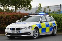 NX67 EAP (S11 AUN) Tags: cleveland police bmw 330d 3series touring anpr traffic car roads policing rpu 999 emergency vehicle nx67eap