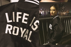 38 (GVG STORE) Tags: royallife streetwear coordination unisex streetstyle gvg gvgstore gvgshop padding