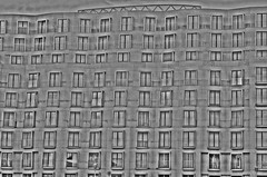 Berlin B&W (Natalia Szeifert) Tags: berlin minimal blackandwhite monochrome windows architecture building germany tourists hellotourist visitberlin outdoor nikon