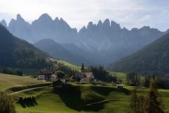 Val di Funes (Thomas.Kroon) Tags: dolomites dolomiti italy italia val di funes santa maddalena church
