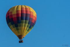 Up, Up and Away! (MelRoseJ) Tags: davis california unitedstates us balloon sonyalpha sony sonyilca77m2 a77ii alpha northerncalifornia