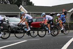 Chris Froome & Geraint Thomas, Team Sky (Beximus) Tags: carmarthenshire tourofbritain 2018 cycling chris froome geraint thomas teamsky carmarthen wales uci