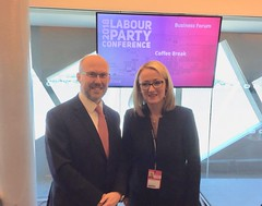 Labour GT and Rebecca Lonf Baily - light