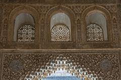 Window Latticework, Alhambra (Peter Cook UK) Tags: stockcategories alhambra moorish spain palace window architecture latticework 2018 moors spanish granada