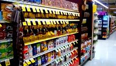 Coffee! (Maenette1) Tags: coffee aisle jacksfreshmarket menominee uppermichigan flicker365 allthingsmichigan absolutemichigan projectmichigan