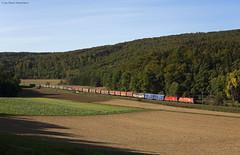 ÖBB 1116 Saal (Donau) (OliverHeckmann) Tags: rca öbb 1116 taurus siemens 47121 audiautoteilezug thaldorf saaldonau donautalbahn