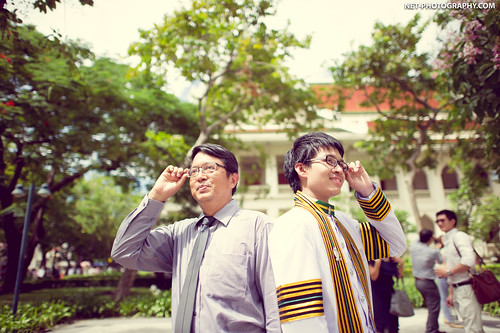 Chulalongkorn University's Commencement