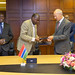 WIPO and Gambia Sign MoU on Technical Cooperation