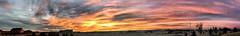 Fire Sky @ Peak (northern_nights) Tags: sunrise firesky cheyenne wyoming pano panorama