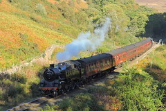 80136 (mike_j's photos) Tags: nymr northyorkshiremoors railway steam gala 2018 waterark 80136