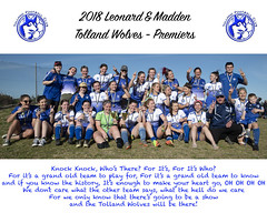 Grand Final 2018 Photos