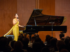 180927 Azumi Nishizawa @ Suntory Hall Blue Rose-08.jpg (Bruce Batten) Tags: friendsacquaintances honshu japan locations musicalinstruments occasions people performances reflections subjects tokyo
