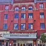 Van Wert Ohio ~ Hotel Marsh ~ Historic Building thumbnail