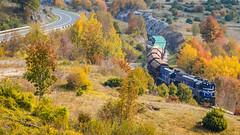 HZ 2063 014 & 2062 018, Malovan (josip_petrlic) Tags: hz hrvatske željeznice železnice željeznica zeljeznice železnica croatian railways railway railroad hž eisenbahn ferrovia zeleznice train zug diesel locomotive lokomotiva locomotora locomotiva lokomotive emd 2062 2063