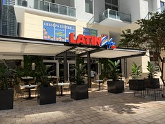 Latin Cafe 2000 Brickell (Phillip Pessar) Tags: latin cafe 2000 brickell miami coffee downtown chain franchise window service