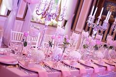 botez tematic (IssaEvents) Tags: botez evenimente issa aranjamente florale issaevents bucuresti sala roz pal sfesnice cristal chiavari trandafiri