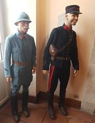 La Grande Guerre exposée à la mairie de Brassac (Grande Guerre) Tags: 1gm europe exposition grandeguerre guerre1418 premièreguerremondiale revuedepresse
