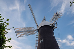 Holgate Windmill, August 2018 - 09