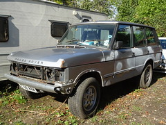 1988 Range Rover (Neil's classics) Tags: vehicle 1988 range rover landrover offroad