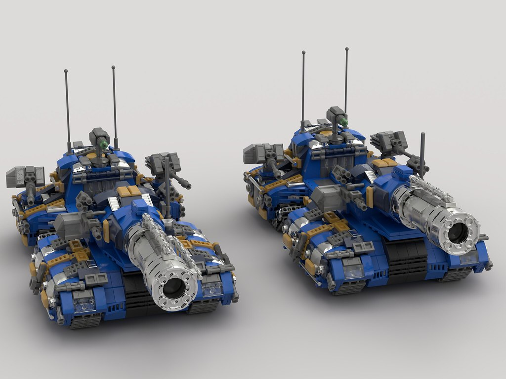 the world s most recently posted photos of armored and powerful Army Power o11 hippocannon tank destroyer v1 1 demitriusgaouette9991 tags lego military army