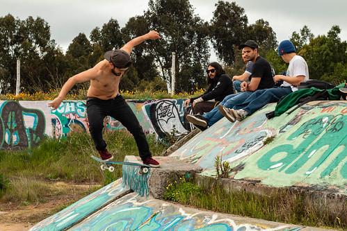 Jauria skateboards y scum fuck