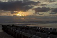 Coucher de soleil (sb.stephane) Tags: couchedesoleil mer seignosse landes sudouest litoral canon 7d