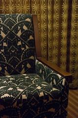 (J.G. Park) Tags: omaha nebraska 2018 hotel room hotelroom chair pattern