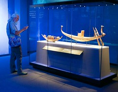 King Tutankhamun Model_Boats_Ted_AADSC_0912 (wbaiv) Tags: ted brattstrom los angeles natural history museum exhibits october 2018 king tutankhamun exhibit treasures golden pharaoh california science tut