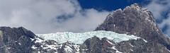 Panorámica Glaciar San Jose Chile (Uniland chile) Tags: panorámica glaciar san jose embalse el yeso cajon del maipo region metropolitana chile sudamérica naturaleza nature photography nikon