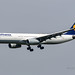 Lufthansa Airbus A330-343 D-AIKC