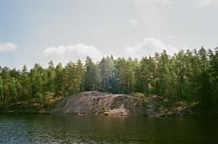 Kaitalampi (amanda aura) Tags: film espoo finland canonprima lake nature landscape