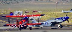 Unlimited #81 (dmsdesign1) Tags: biplane acrobatics jetpowered reno airraces