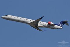 EI-GEA CRJ-900LR SAS (QFA744) Tags: eigea crj900lr sas