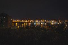 Nachtlichter (DOKTOR WAUMIAU) Tags: tokina tokina1116 nikon d7200 ishootraw lightroom longexposure hamburg wideangle ultrawide nightphotography