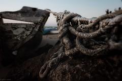 Boats... (hobbit68) Tags: tau seil boats sun boote himmel sky strand beach playa stein stone espanol espagne espana andalusien andalucia hafen port puerto holiday urlaub ozean meer atlantik water wasser