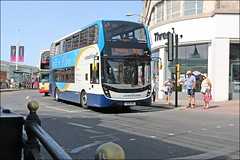 Stagecoach SN18KNH 10944 (welshpete2007) Tags: stagecoach sn18knh 10944 adl e40d mmc