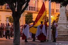 Arriada (josmanmelilla) Tags: bandera nacional españa regulares melilla ejercito pwmelilla pwdmelilla flickphotowalk pwdemelilla sony