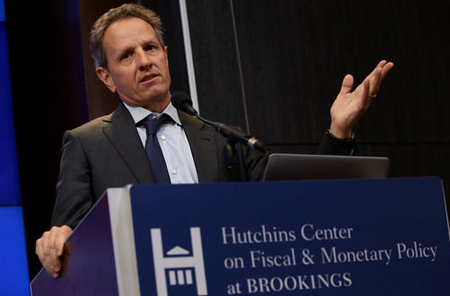 Tim Geithner - Preisdent of Warburg Pincus gives closing remarks