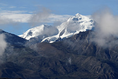 Khatung Kang (6484m) (Sophie et Fred) Tags: himalayaconservationarea mustang nepal mountian montagne himalayas landscape paysage khatung kang