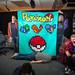 This Pokémon blanket is amazing!
