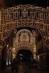 Palermo, Piazza di Sant'Anna ai Lattarini, Festa di Maria SS. della Mercede, Illumination (HEN-Magonza) Tags: palermo lakalsa sizilien sicily sicilia italien italy italia piazzadisantannaailattarini festadimariassdellamercede madonna virginmary illumination
